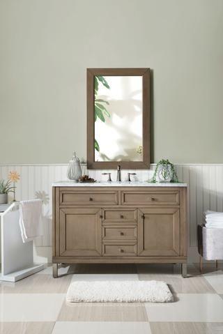 Chicago 48 Single Bathroom Vanity Single Sink Bathroom Vanity