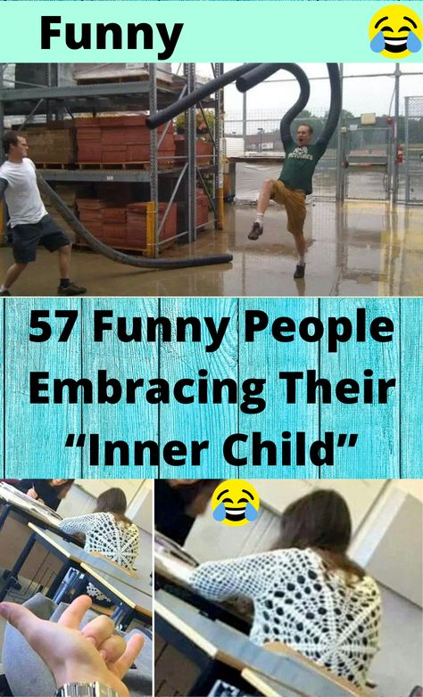 """57 Funny People Embracing Their """"Inner Child"""" Drunk Humor, Funny Drunk, Hilarious, Funny Humor, Amazing Pics, Just Amazing, Funny Images, Funny Photos, Childish People"""