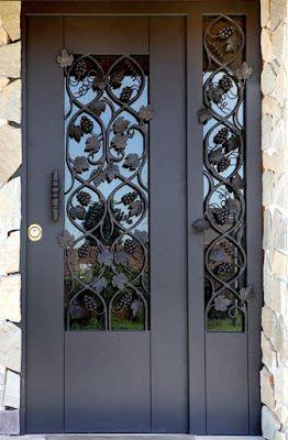 Catalogo De Puertas Modernas En Herreria 2020 Diseno De Puertas Modernas Puertas De Entrada Aluminio Puertas De Entrada De Metal