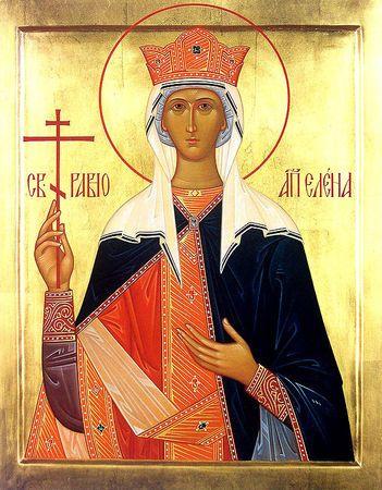 Sainte Hélène - images saintes | Icone religieuse, Orthodoxe, Icônes  orthodoxes