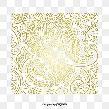 Gold Pattern Shading Atmosphere Batik Golden Atmosphere Pattern Png Transparent Clipart Image And Psd File For Free Download In 2021 Free Background Patterns Background Patterns Vector Pattern