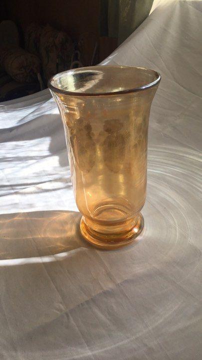 Large Gold Vase 1 A La Cart Inventory Pinterest Gold Vases