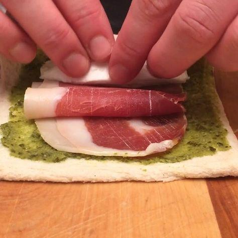 Mini rotolini croccanti : la video ricetta di Chefclub