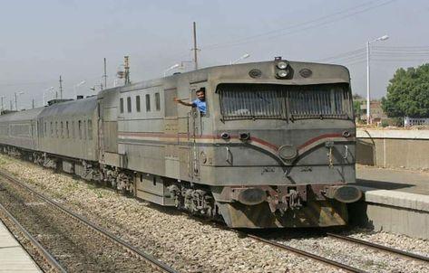 موعد قطارات سكك حديد مصر وطريقة حجز التذاكر عبر الإنترنت Train