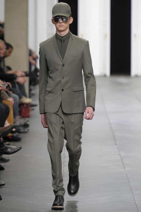 Dior Homme, Paris—F/W 2012 (layer under dress shirt)