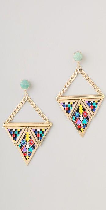 giraffe and peacock | jewelry & fashion