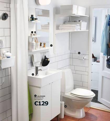 Banos Ikea 2017 Pequenos Grandes Y Para Todos Los Gustos