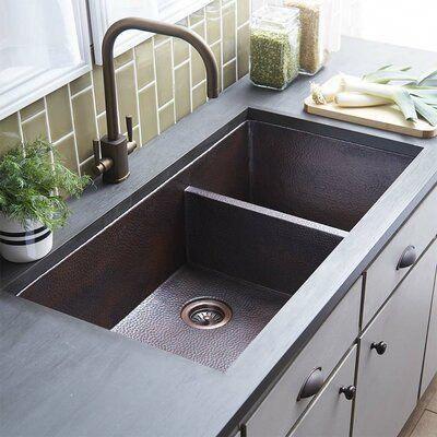 Native Trails 3 5 Basket Strainer Kitchen Sink Drain Perigold In 2020 Copper Kitchen Sink Kitchen Sink Design Undermount Kitchen Sinks