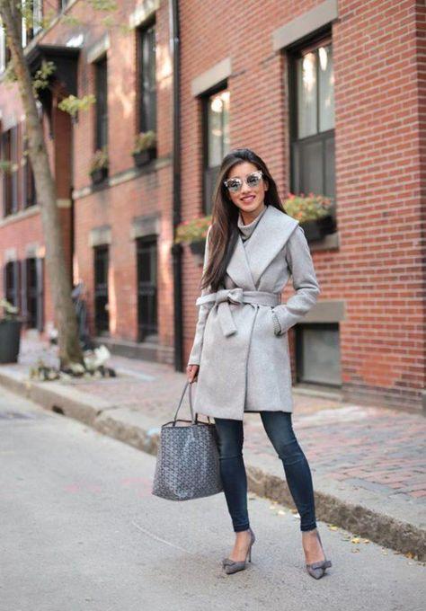 18 einzigartige Blogger genehmigte Herbst Outfit Ideen 8