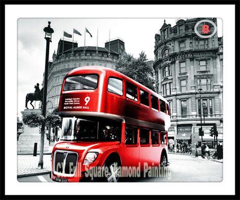 London Eye Westminster  City SINGLE Leinwand Wand Kunst Bild drucken