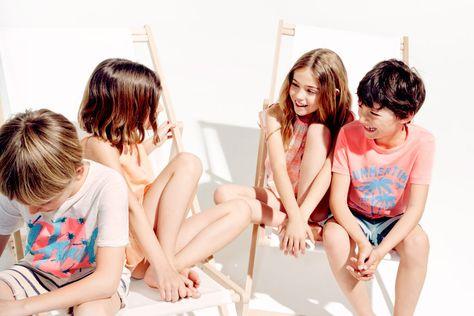 Kids Summer-Lookbook-KIDS   ZARA United States