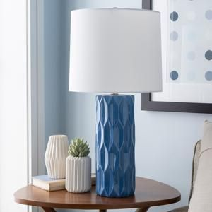 Lament Table Lamp Blue Table Lamp Table Lamps For Sale Cool Floor Lamps