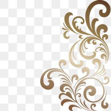Swirl Ornament Floral Background Floral Background Png Transparent Clipart Image And Psd File For Free Download Floral Background Pink Floral Background Clip Art Vintage