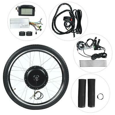 Details About 26 Electric Bicycle Conversion Kit Drive Wheel 36v