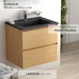 Meuble Salle De Bain Meuble Sous Lavabo Et Meuble Double Vasque Banyo