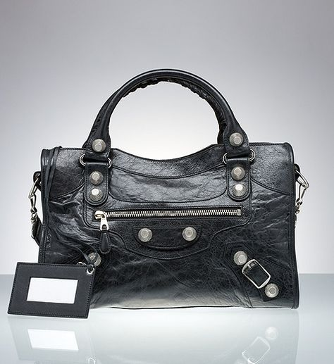 a17e751171f7 Balenciaga Giant City Silver  My favorite handbag of all time!