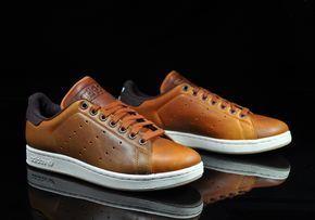 Adidas Stan Smith 2 Mahogany Andrika Papoytsia Andrikh Moda Papoytsia