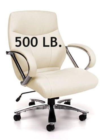 Big Cozy Heavy Duty Executive Chair Free Shipping Full Figure