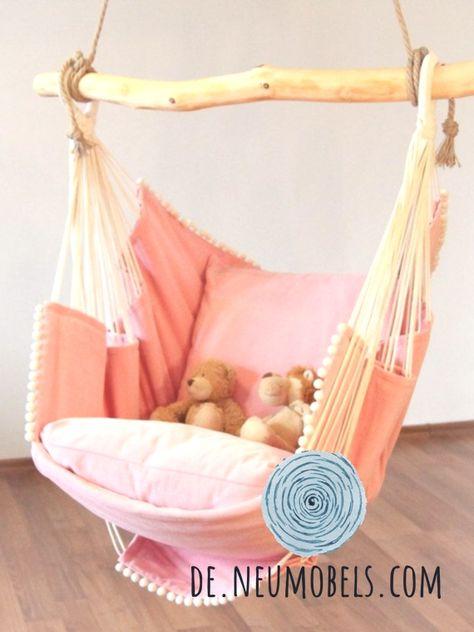 Hangesessel Pink Hangesessel Pink In 2019 Sessel Kinder
