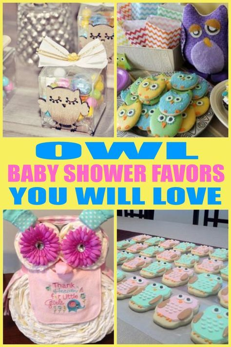 Owl Baby Shower Favors With Images Owl Baby Shower Favors Owl