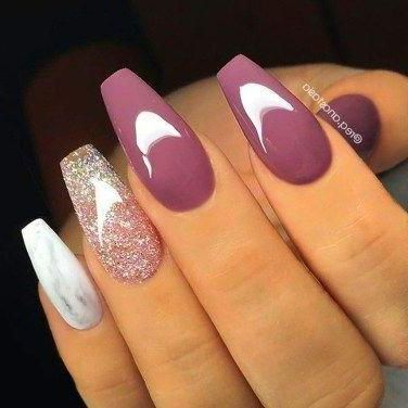 Beauty Pretty Nail Designs Ideas For Spring Winter Summer And