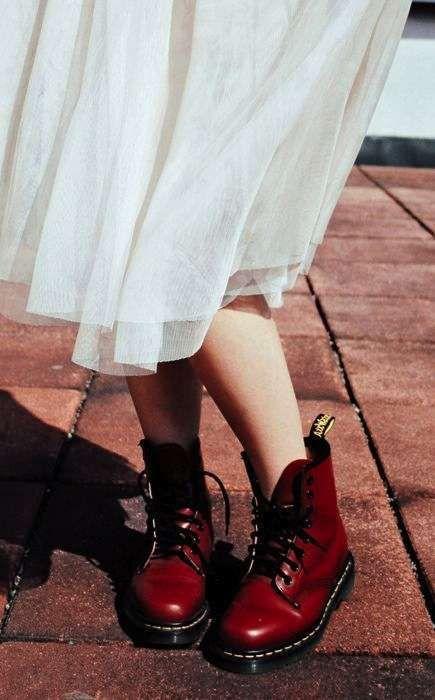 Scarpe da abbinare a una gonna di tulle (Foto) | Shoes