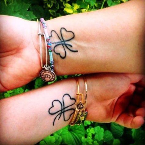Mutter Tochter Tattoos Tusche Deine Liebe An Diesem Tag Der