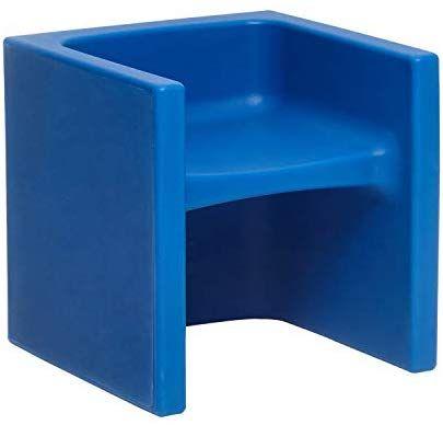 Amazon com: ECR4Kids Tri-Me Adaptable Kids Cube Chair