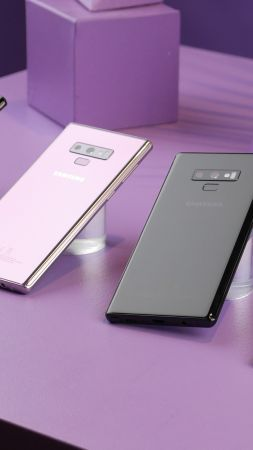 Samsung Galaxy Note 9 Android 8 0 Android Oreo Smartphone