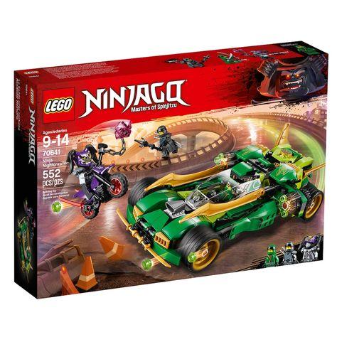 Ninjagoe Stormbringer Lightning Dragon Mech set 552Pcs Fit Lego Building Block