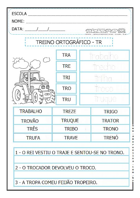 Mayara Figueredo Silabas Complexas Atividades Com Silabas Complexas