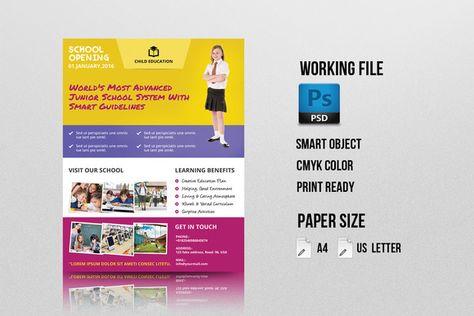 Photography Flyer Promotional Flyer Designpf By Templatestock