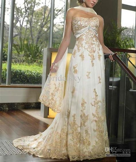 Wholesale Sweetheart Column Appliques Beaded Popular With Shawl Brush Train Prom Gowns Evening Dresses J-397, Free shipping, $94.83-109.74/Piece | DHgate