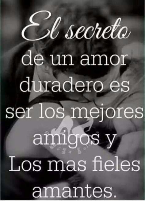 """""""El secreto de un amor duradero es ser los mejores amigos, y los mas fieles amantes """" ¿ Que opinan ? #amor #juguetesparaadultos #frases"""
