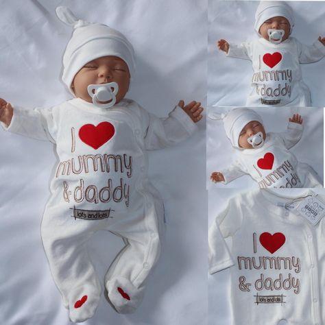 Baby Erstausstattung Baby Strampler Mädchen Englandsmode NEU