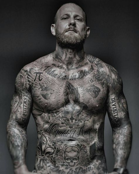full body tattoo man - Tattoos And Body Art Tattoos And Body Art