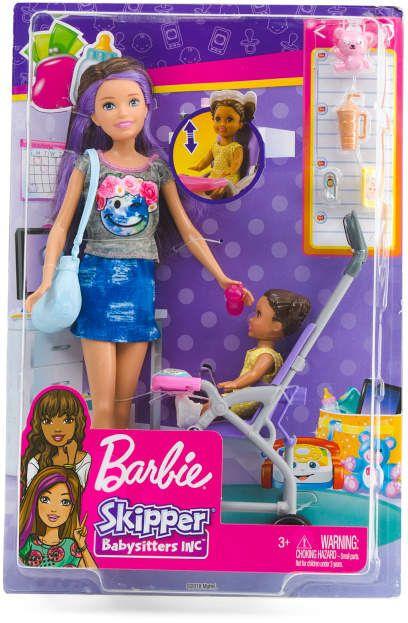 14++ Barbie babysitter stroller set ideas