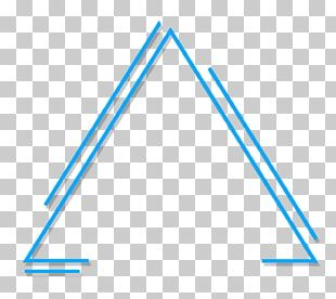 Abstract Geometric Triangle Blue Triangle Illustration Png Clipart Geometric Triangle Geometric Clip Art