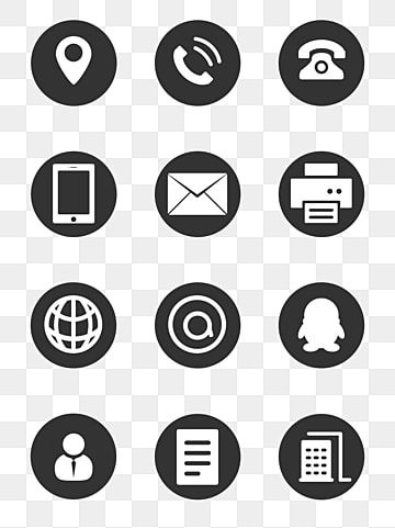 صورة أيقونة أيقونة رمز الهاتف رمز ف ف Png وملف Psd للتحميل مجانا Business Card Icons Vector Business Card Message Logo