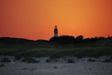 Sunset In Amrum Amrum Lizenzfreie Bilder Bilder