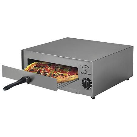 Chef S Supreme 120v Countertop Pizza Oven With Images