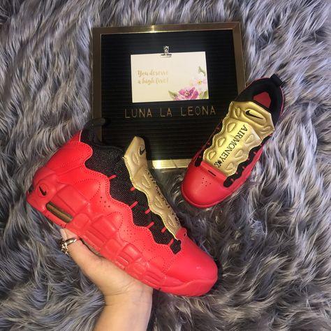 Nike Shoes | Nwt Nike Air More Money (Gs) Sneaker, Ah5215600