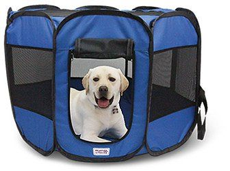 Aldi Offers Heart To Tail Portable Travel Pet Playpen In Store 8