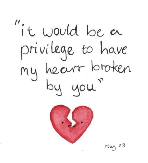Thanks For Breaking My Heart Quotes Pinterest