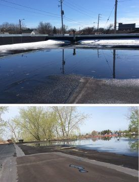 Silicone Roof Coating Problems Roof Coating Roof Roof Coatings
