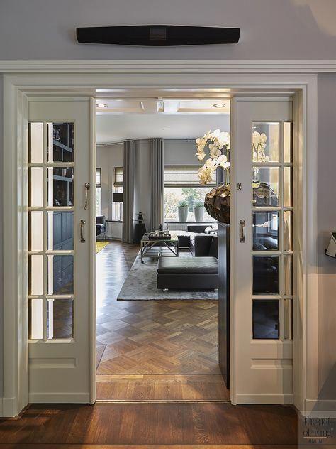 Double French Doors Fiberglass Entry Doors French Interior Glass Doors 20191028 In 2020 Glass Doors Interior French Doors Interior Decor Home Living Room