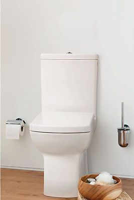 Details About Laura All In One Combined Bidet Toilet With Soft