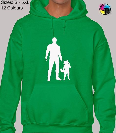 Unisex hoody 50% Cotton/50% Polyester Brand New Printed to the front All Hoody's have drawcords Size Chart S 34-36 M 38-40 L 42-44 XL 46-48 XXL 50-52 3XL 54-56 4XL 58-60 5XL 62-64 Washing Instructions Always wash inside out Recommended low temperature wash - (30 degrees celsius) Do not Iron on Print Do not Tumble dry