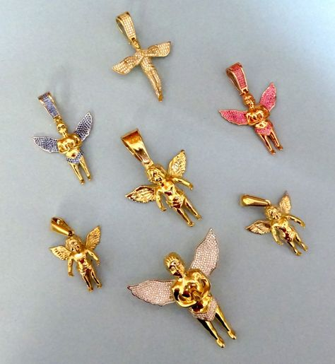 Doncaster Jewellers 9ct Gold Miami Iced Cherubs Antique Bargain Stores 28 Market Place Donca Gold Jewelry For Sale Fancy Link