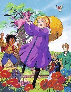 كرتون الحديقة السرية Anime Wall Art Old Anime Cartoon Wallpaper Iphone
